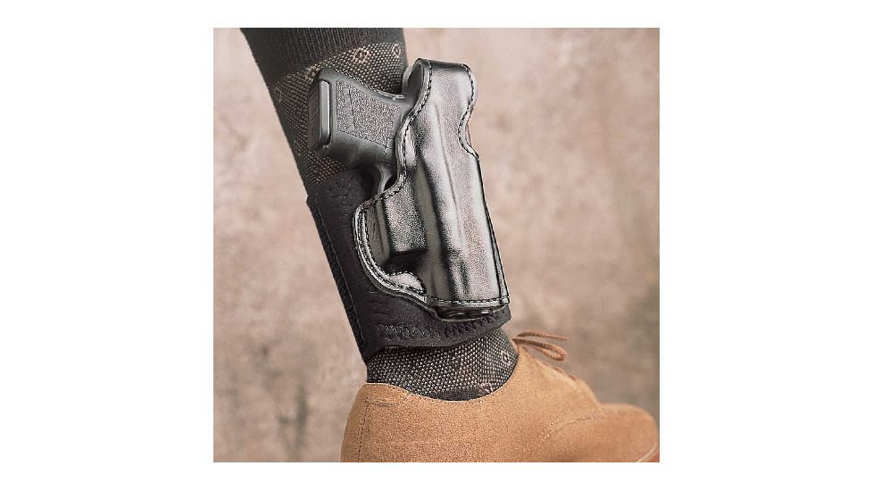 DeSantis Die Hard Ankle Rig Holster - Style 014