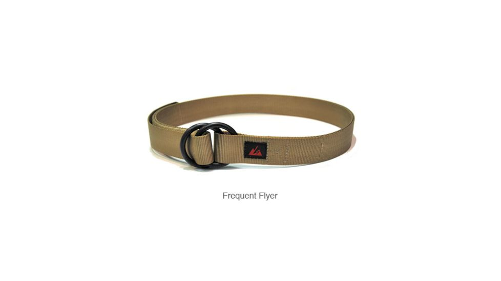 EOTAC A110 Frequent Flyer Belt - 5 Stitch - 1 1/2""