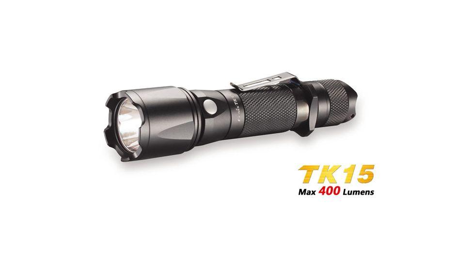 Fenix Gun Kit with LED Flashlight