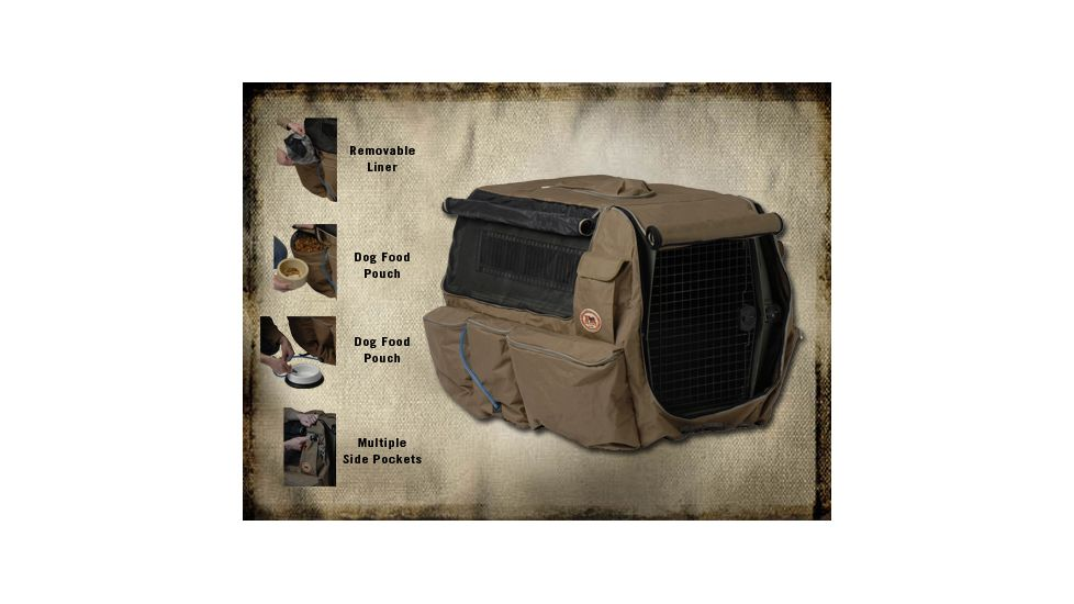 Final Approach FA Dog Kennel Cover