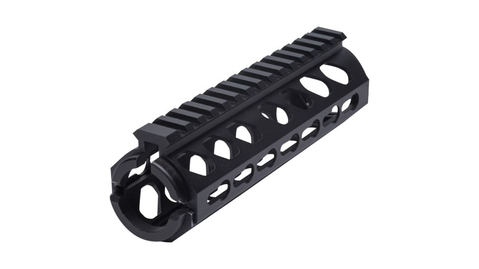 Firefield Edge Carbine Length 2-Piece KeyMod Rail