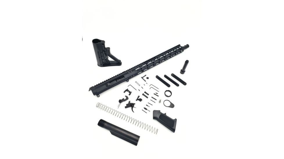 FM Products Foxtrot Mike Premium Rifle Builders Kit, 16in, FM9