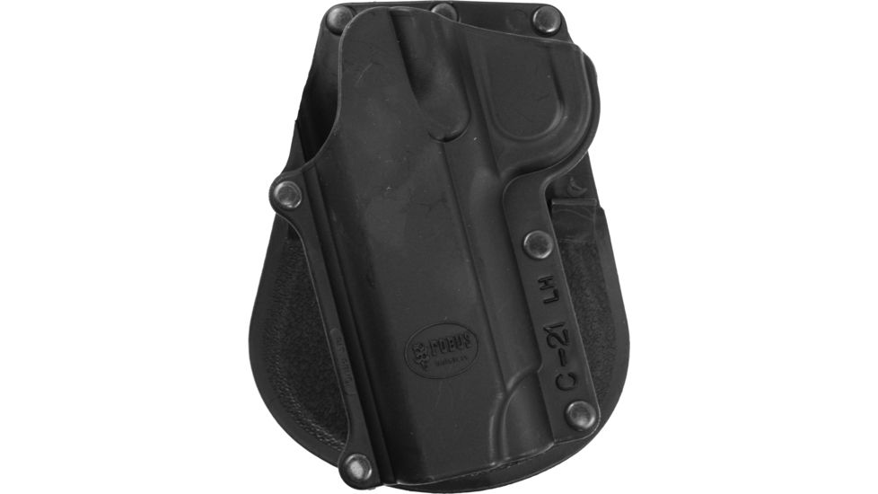 Fobus Standard Left Hand Paddle Holsters - 1911 Style C21LH