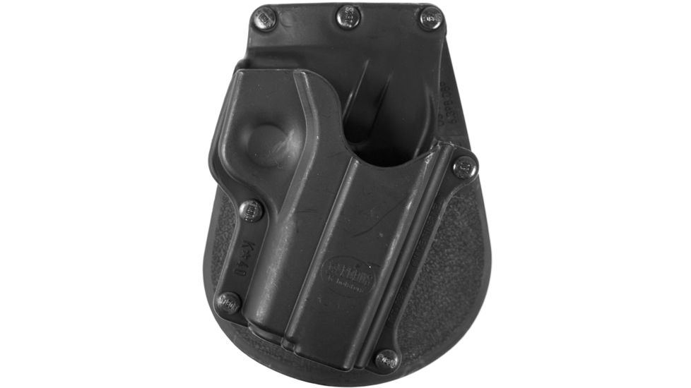 Fobus Standard Paddle Right Hand Holsters - Kahr K40 Metal only, MK9, K9, T40, MK40