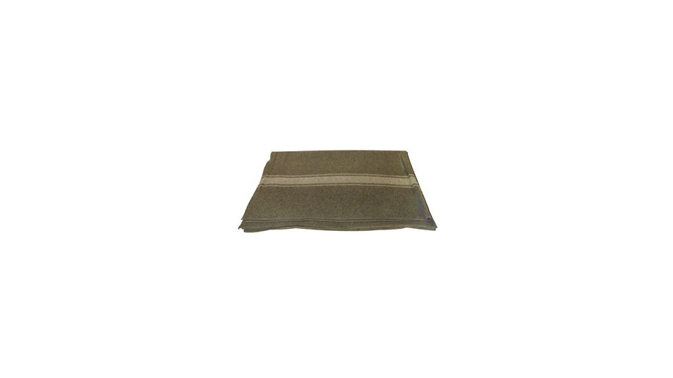 Fox Outdoor Italian Army Style Wool Blanket