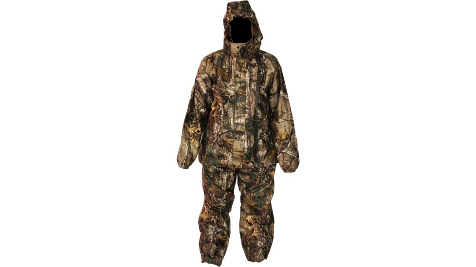 Frogg Toggs AllSport Waterproof Suit Realtree Camo