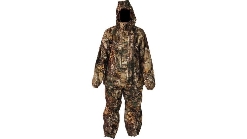 Frogg Toggs AllSport Waterproof Suit Realtree Camo