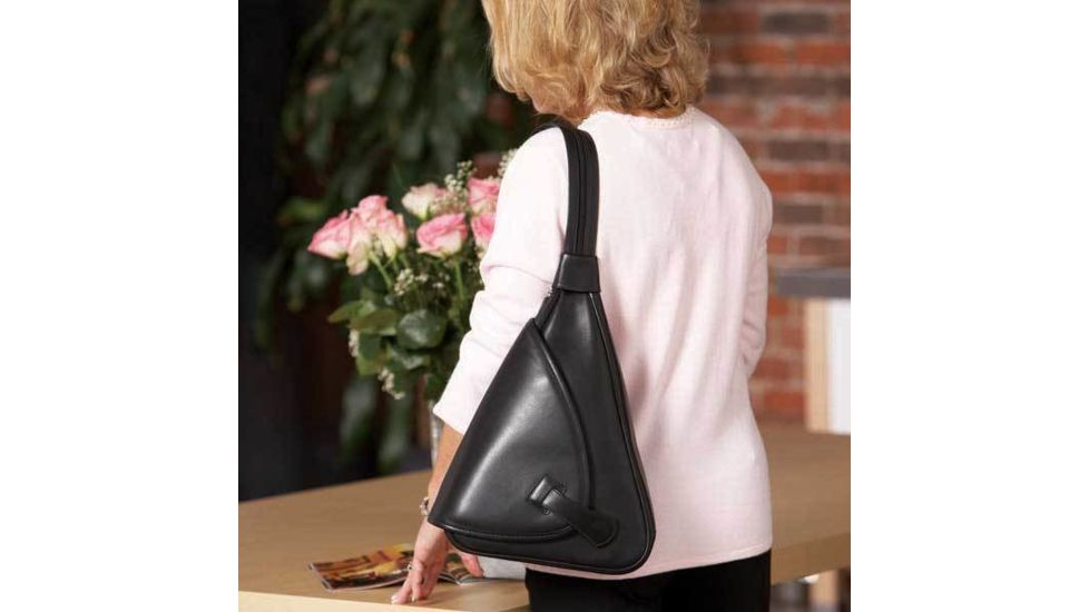 Galco Addison Holster Handbag Ambidextrous - Black ADDBLK