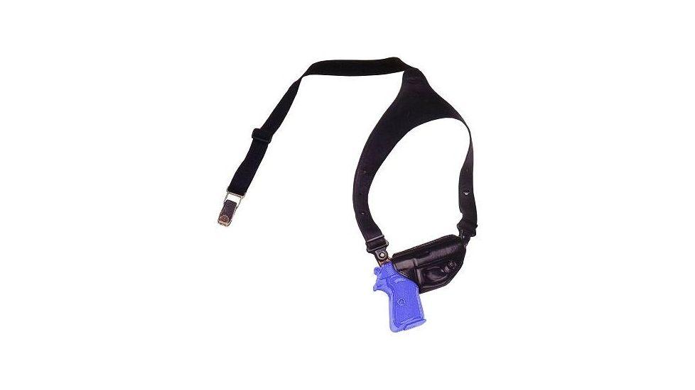 """Galco Executive Shoulder Holster for Walther PPK, PPKS, 2"""" J Frame Handguns"""