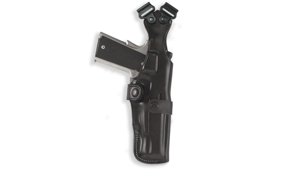 """Galco Vertical Ambidextrous Shoulder Holster Component for S&W L Fr 686 4"""""""