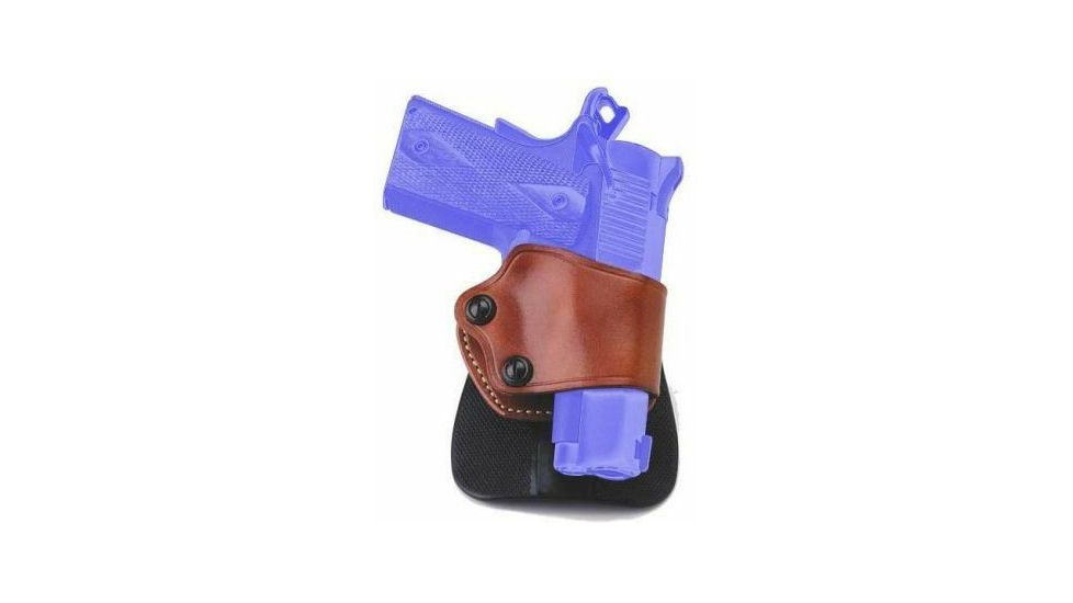 """Galco Yaqui Paddle Holster for Colt 5"""" 1911"""
