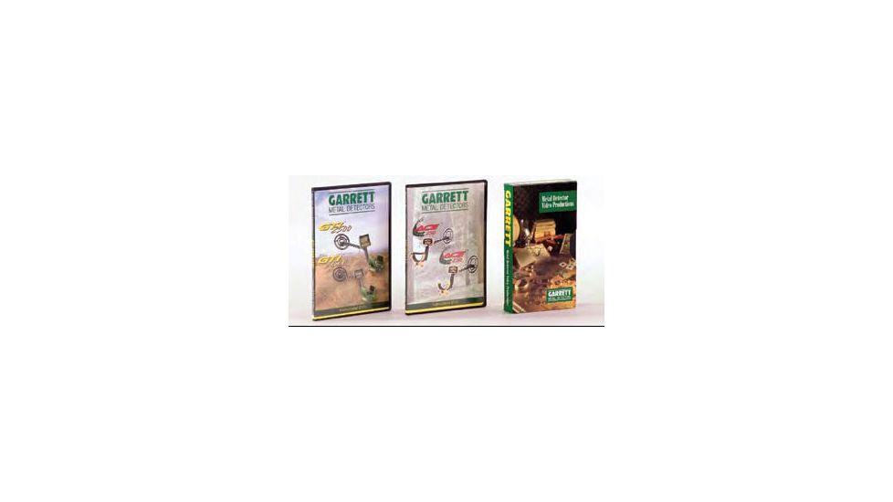 Garrett Operating GTI 1500/2500 - Instructional DVD 1678300