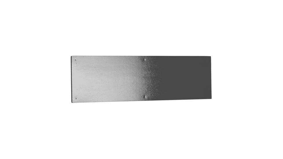 "Gun Storage Solutions Gss Magmount 3""x10"" Magnet Strip For Metal Magazines"