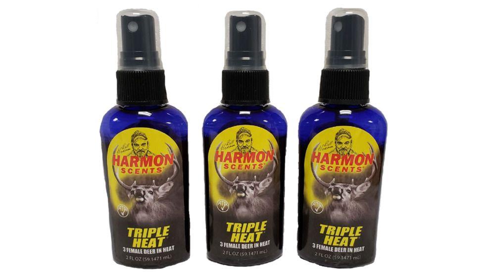 Harmon Scents Harmon Triple Heat Buy 2 Get 1 Free Combo Pack
