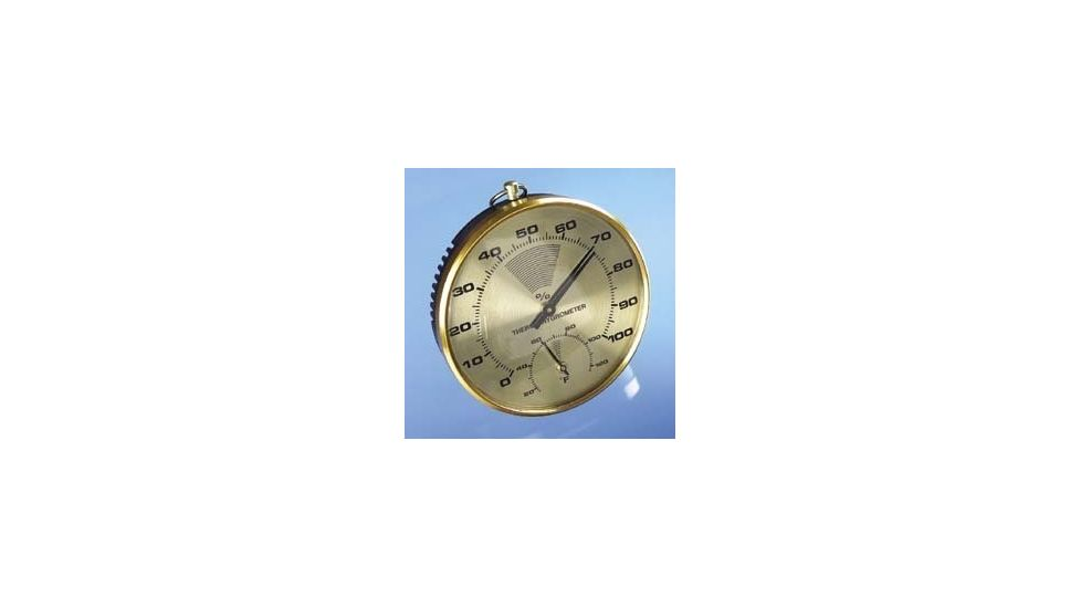 HB Instrument Company Universal Dial Hygrometer/Thermometer 235F Vwr THERMO-HYGROMETER Dial