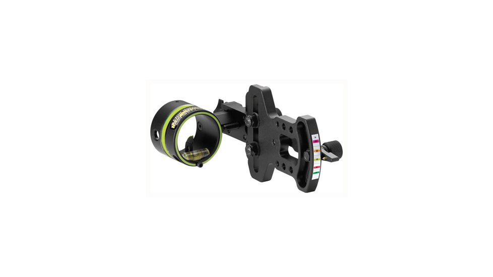 "HHA Sports 5000 Optimizer Lite Bow Sight 1 5/8"" Diameter .019"" Pin"