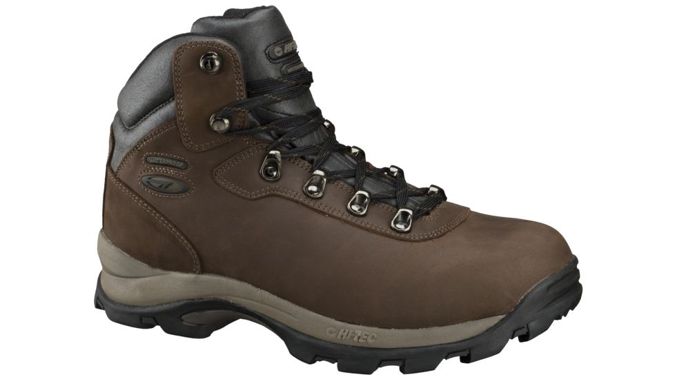 Hi-Tec Altitude IV Waterproof Hiking Boots - Men's