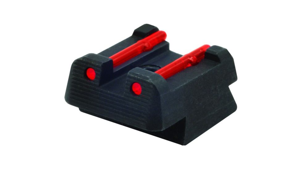 HiViz Fiber Optic Rear Family Sight for CZ 75, 85, P-01