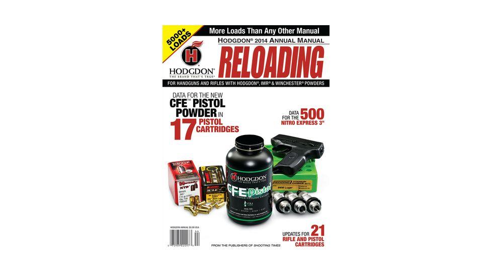 Hodgdon Powder Hodgdon Reloading Manual 2014 AM14