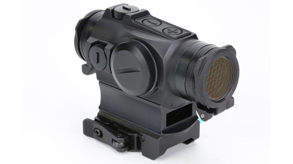 Holosun Elite 65 MOA Circle / 2 MOA Dot Reticle Green LED Dot Sight