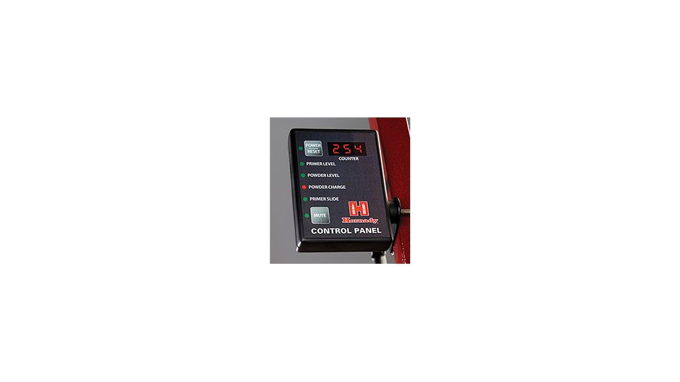 Hornady LNL Control Panel Deluxe