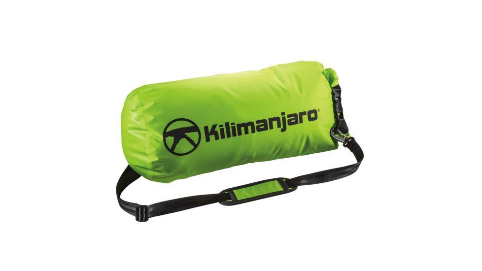 Kilimanjaro Gear Lightweight 70D Nylon Waterproof 20L Drybag