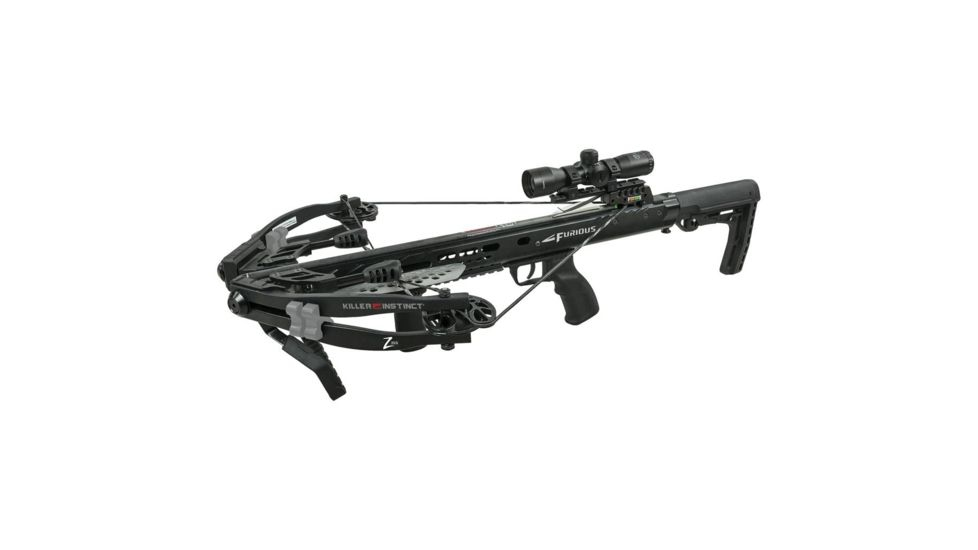 Killer Instinct Furious Crossbow Package