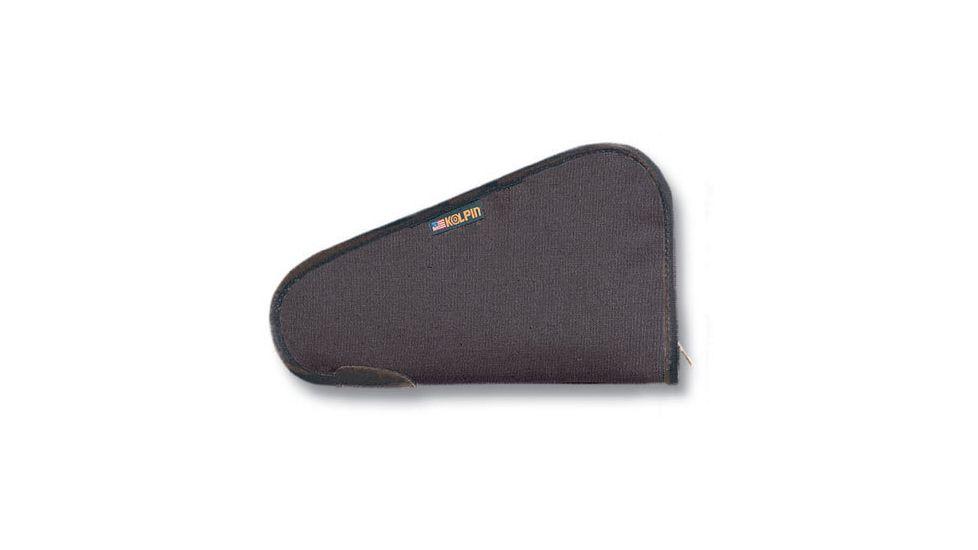 Kolpin Pistol Cases - 10 Inch Black Ballistic Nylon 69210