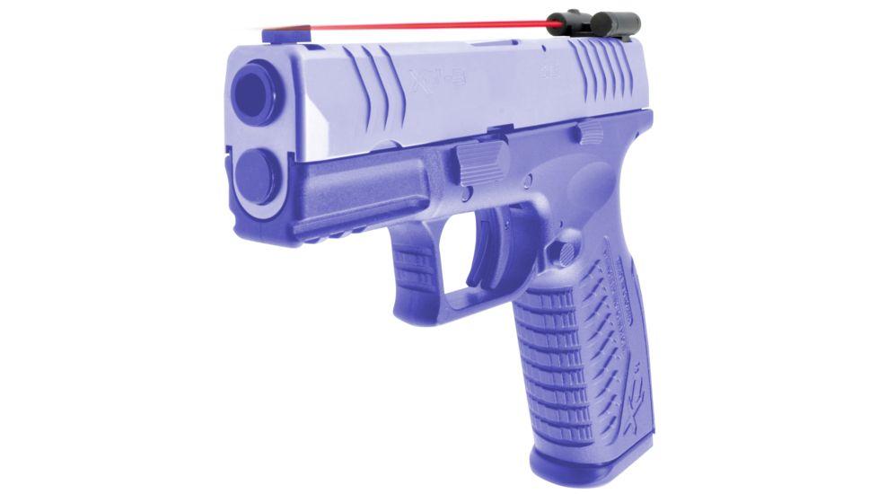 Laserlyte Springfield XD + XDM Rear Sight Laser Sight