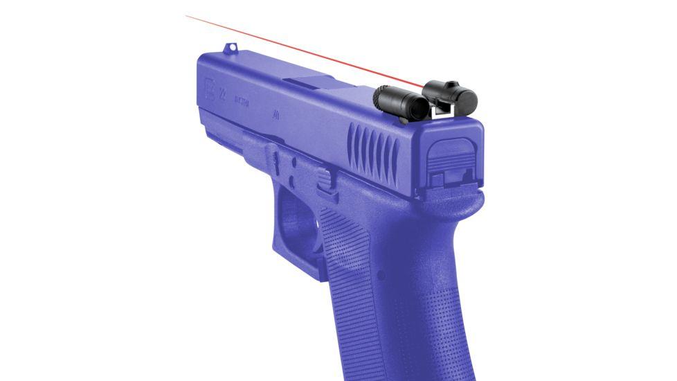 Laserlyte Fits Glock Handgun Rear Sight Laser Sight