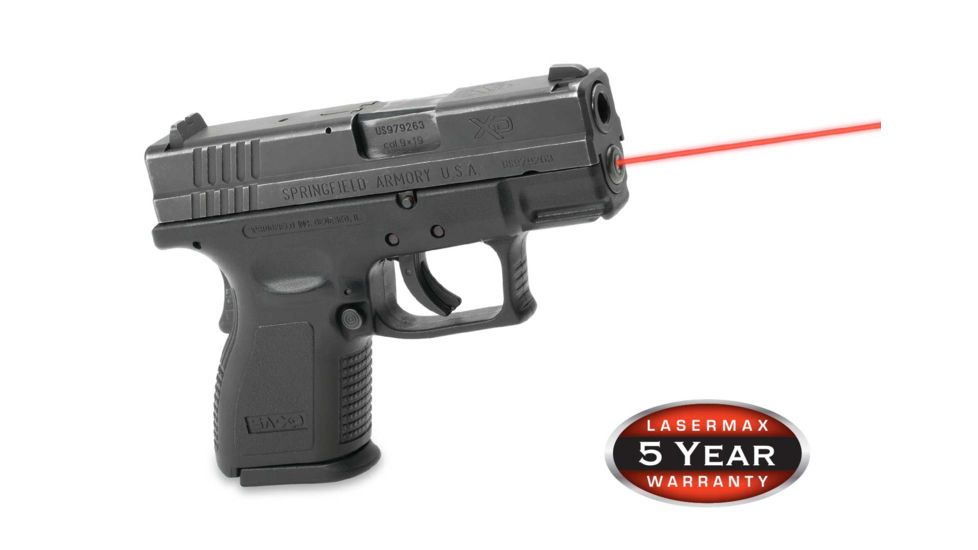 Lasermax Laser Sights for Springfield XD/XD(M)