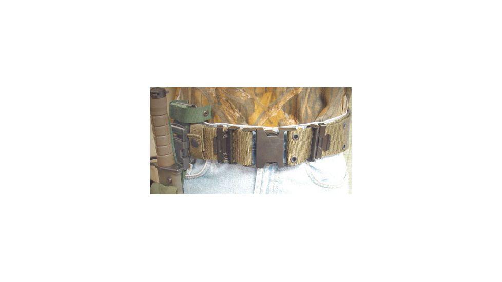 Leapers Marine Style Quick Release Pistol Belt PVC-B571B