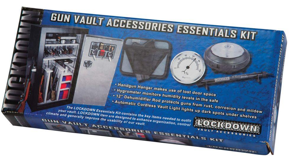 Lockdown Gun Vault Accessories Essentials Kit
