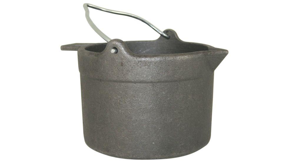Lyman Cast Iron Lead Pot 10 Pound