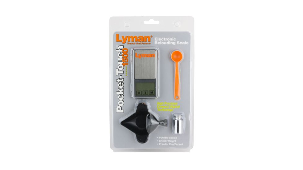 Lyman Pocket Touch 1500 Scale Kit