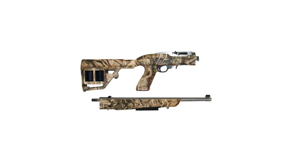 Adtac Ruger 10/22 RM-4 Take Down Stock Legends Camo 1081058