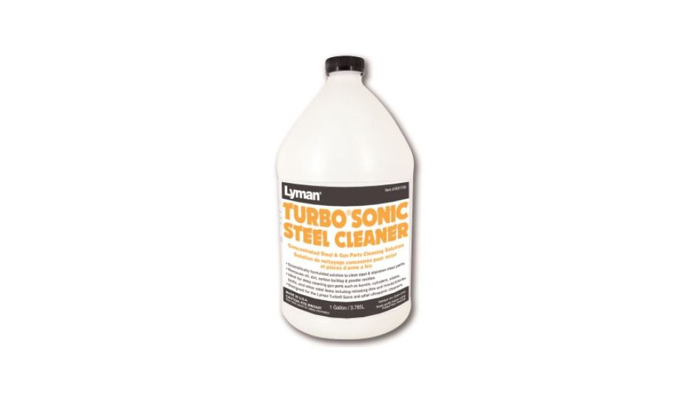 Lyman Turbo Sonic Gun Parts Cleaning Concentrate 1 Gal