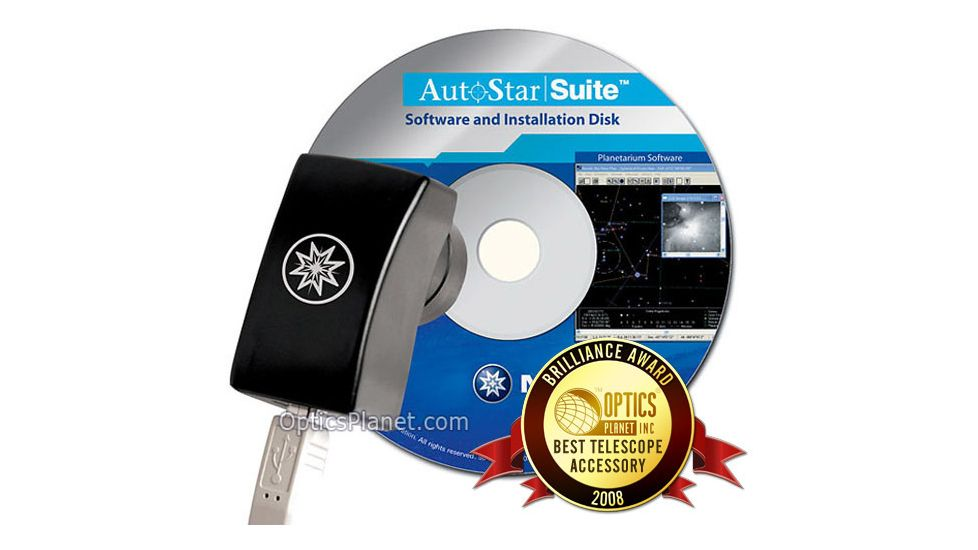 Meade Autostar Suite and Lunar Planetary Imager (LPI) Package - 04520