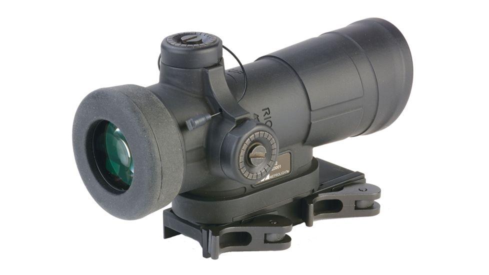 Meprolight Mepro 4X Day Riflescope w/QD Picatinny Mount
