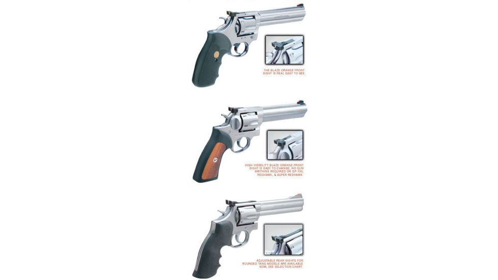 Millett Revolver Sights