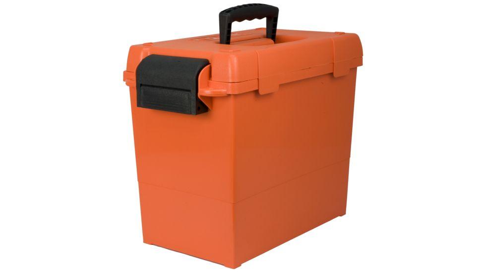 MTM Sportsmen's Plus Utility Dry Box 15.5x8.5x13 Orange SPUD2-35
