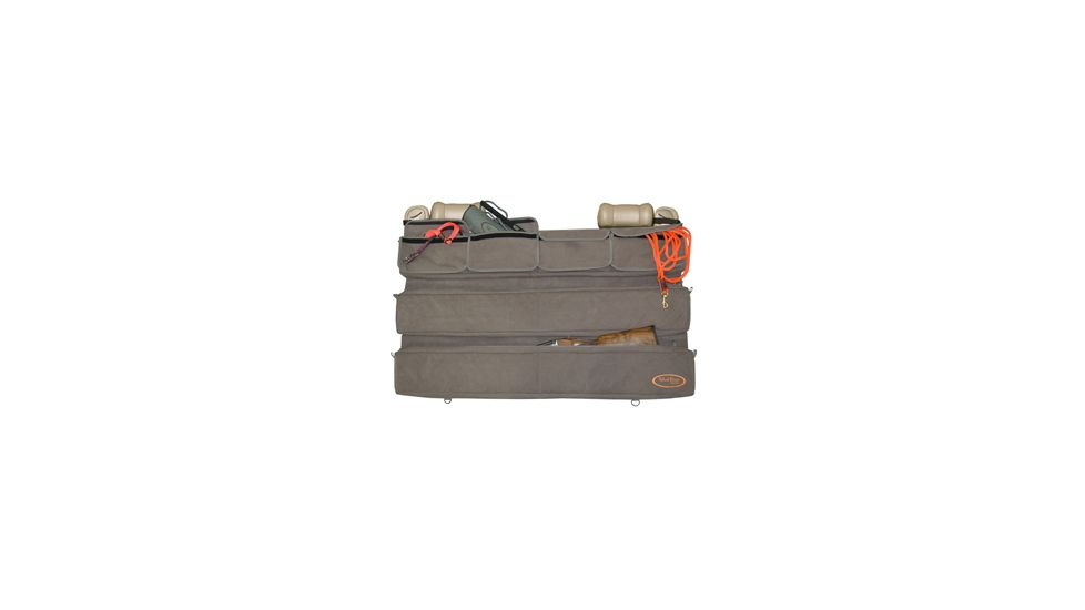 Mud River Truck Seat Organizer w/Velcro Pockets