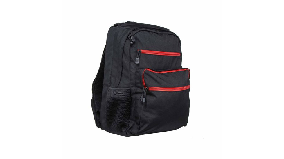 NcSTAR VISM GuardianPack Backpack with Front/Rear Compartments for Body Armor