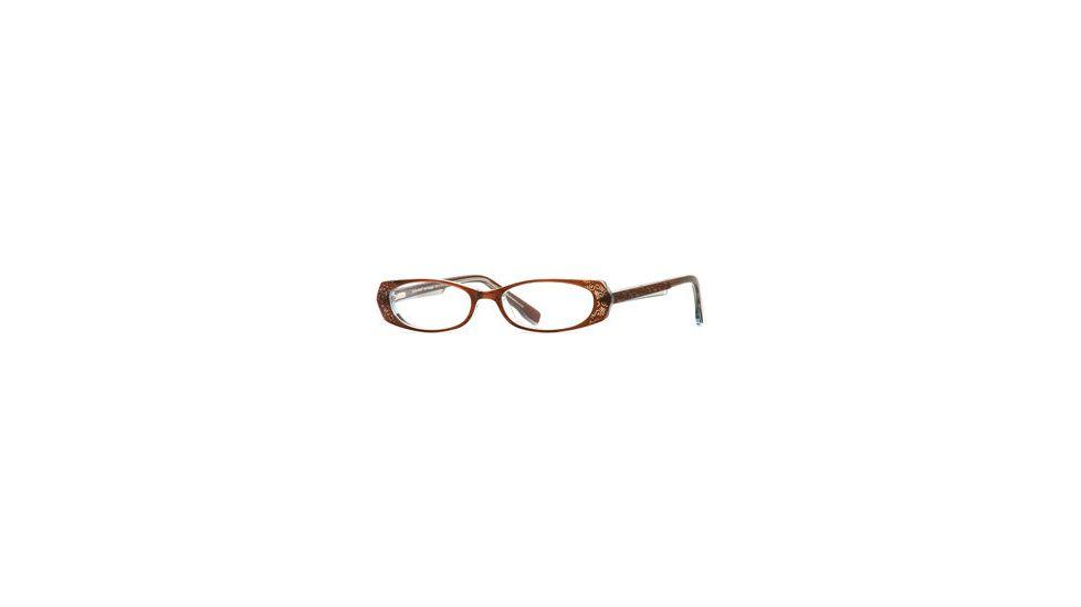 Nicole Miller Bon Voyage SENM BONV00 Eyeglass Frames
