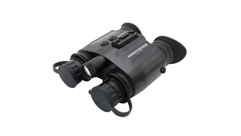 opplanet nightstar 1x20mm head mounted night vision binoculars w ir illum ns42120c 2hq nv ns421 main
