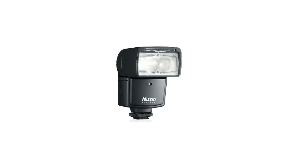 Nissin Speedlite Di466 Flash for Canon, Nikon or Four-Thirds Digital SLR Cameras