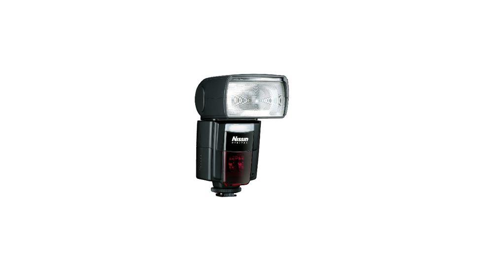 Nissin Speedlite Di866 Professional Flash for Canon or Nikon Digital SLR Cameras