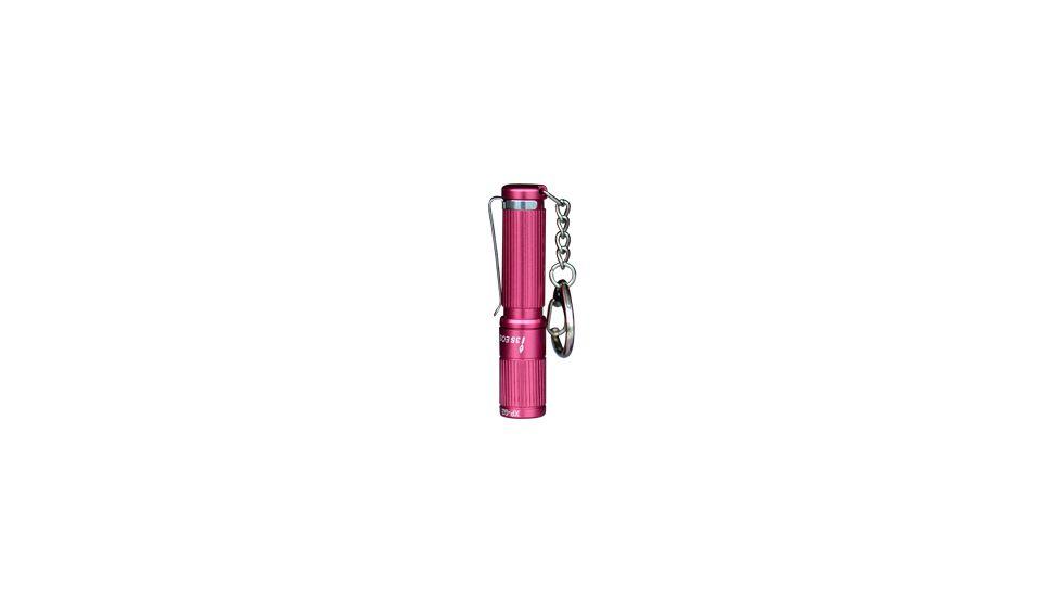 Olight i3S EOS LED Flashlight - 80 Lumen Keychain Light w/ AAA Battery