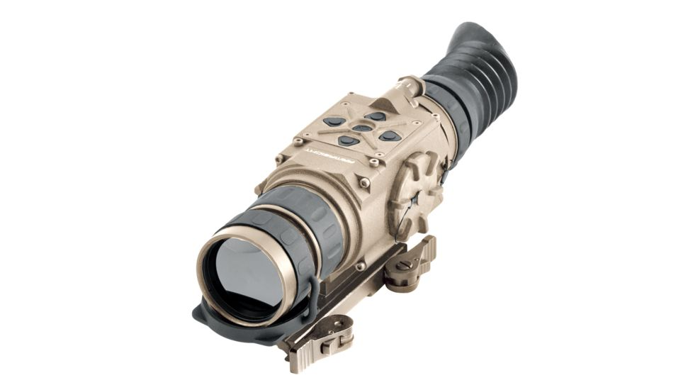 Armasight Zeus 336 3-12x50 Thermal Imaging Weapon Sight, FLIR Tau 2 336x256 (17µm) Core, 50mm Lens