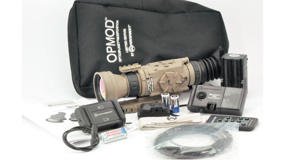 Armasight OPMOD Zeus 7 Thermal Imaging 7-14x75 Weapon Sight, FLIR Tau 2 Core, Tan